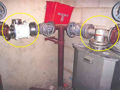 Ombouw 1-P Balg naar Rotor