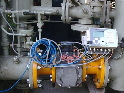 Ombouwsets Turbinegasmeter naar Rotor