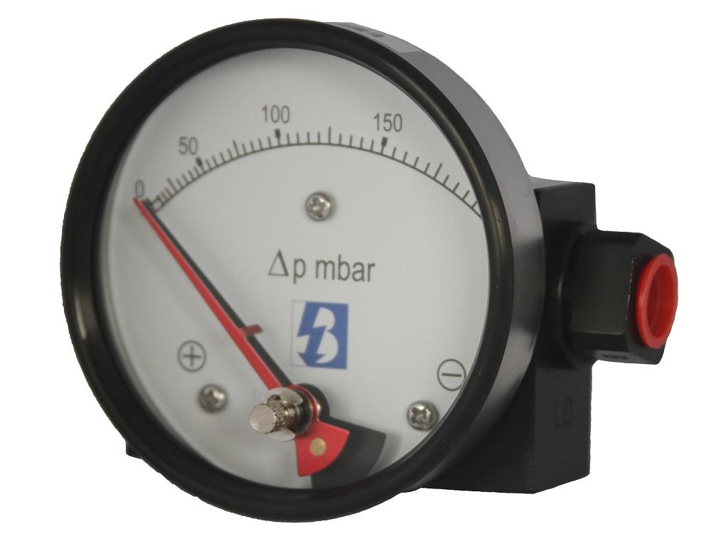verschildrukmanometers Model 200DPG