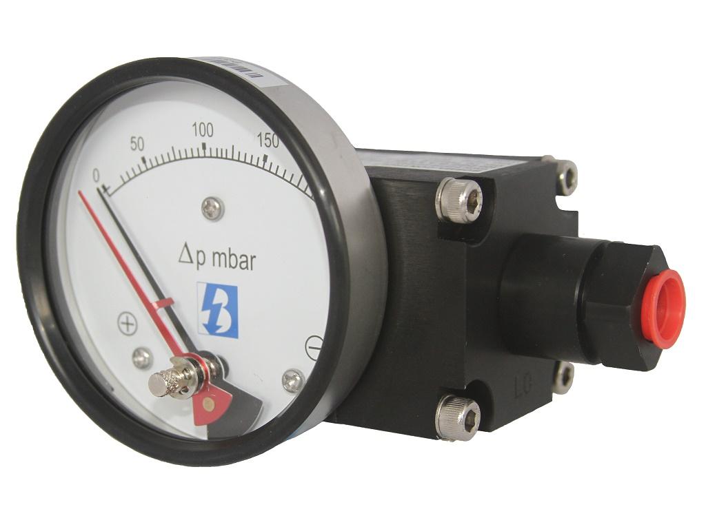 verschildrukmanometers Model 300DGC